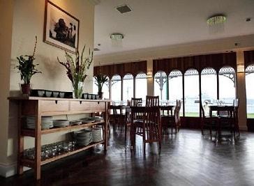 Bridgeview Station Restaurant in Dundee