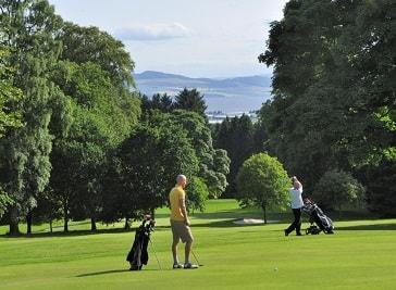 Camperdown Golf Club in Dundee