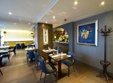 Collinson's Restaurant in Dundee