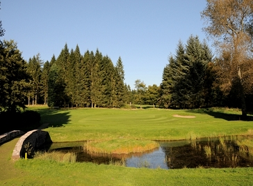 Downfield Golf Club in Dundee