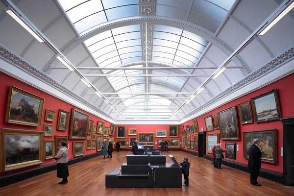 McManus Galleries in Dundee