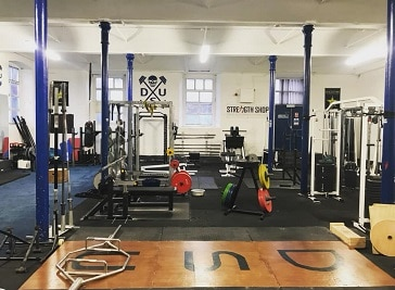 Strength Unit in Dundee