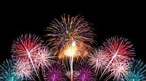 Fireworks Dundee