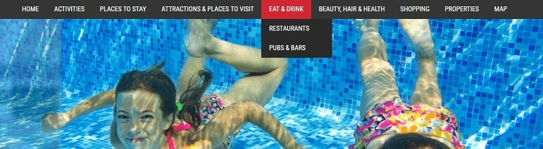 Drop Down menus Advertise with us What's on in Dundee